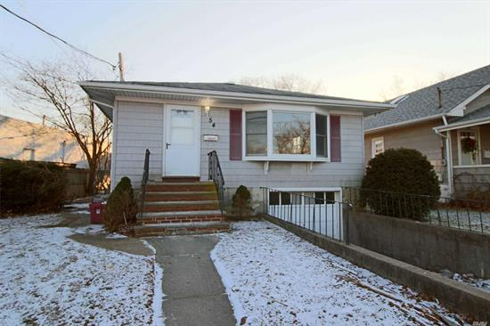 Major Price Cut! Motivated seller! Incredible Value in the heart of town! Easy layout Ranch with tons of potential to make this your own. 3 generous sized bedrooms and one full bath on the main level with an open floor plan kitchen, dining, and living area. Downstairs is a full finished basement.