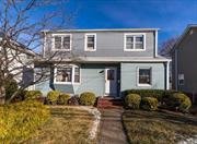 Located on a Beautiful Tree Lined Street in Bay Park with NO FLOOD Insurance Required and NO Village Taxes, This Home Offers 5 Bedroom, 2 Full Baths, Back Deck and Private Fenced in Yard. Minutes to Town Beach, Pool, Basketball, Tennis Golf and Dog Park. 30 Minutes to NYC by LIRR.  Tax Reduction for 20/21 Approved 24% Reduction. A Must See!!