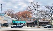 Rare Opportunity on Francis Lewis Blvd in Flushing. Great Location, An Investor's Dream Property. Good Transportation, High Traffic Area, Bus stop and stores in front of the property. Major Toads, Walking Distance to LIRR. Site Parking Can Accommidate 13 Cars.