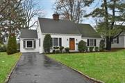 Spacious And Sunny 4 Bedroom, 2 Bath In Salem. Living Rm W/Fireplace, Formal Dining Rm, Eik, Den W/Fplc, Large Family Rm Overlooking Oversized Property. Hardwood Floors. Close To Town And Train.