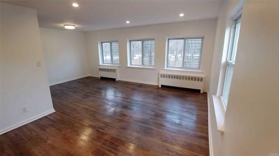 Renovated Apartment. New Bath & Kit. Wood Floors Corner Unit Brite! Near All
