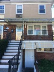 PRIME LOCATION, 3 BR/2.5 BATH/WALK IN BASEMENT FROM FRONT AND BACK. NEAR KISSENA PARK, GOLD CITY SUPER MARKET, FLUSHING HOSPITAL. MOTIVATED SELLER. COME READY TO MAKE A DEAL.