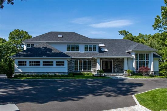 Prepare to be Wowed! Impressive renovated home designed with today's buyer in mind.Chef's kitchen w/ all the bells & whistles-2 Sub Zero Side by Sides+Sub Zero wine fridge, Wolf cooking, pot filler, drawer micro, 2dishwashers (Asko), waterfall island, Quartz counters.Stunning baths, 2 Staircases, Vaulted ceilings, open fl plan.Guest Ste on main + office.Huge walk out lower level w 10' ceilings.Resort property w new pool, pavers, Trex deck.Cul de sac.New systems.Community amenities-low HOA.Great taxes.