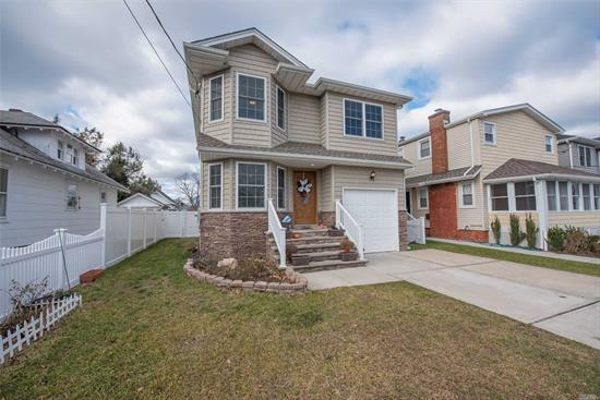 Your next home! Young 2014 colonial with 4 bedrooms 2.5 baths, double driveway, high ceilings and spacious rooms! Nice quiet residential block yet near everything!