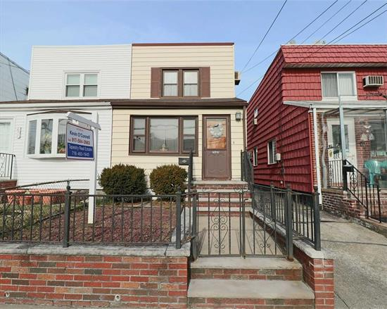 Long time owners, great layout, location, south exposure....updated mechanical systems..finished Dry basement. Will Not Last......