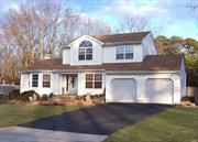 Recently Renovated! Move Right In ! Chef's EIK(granite , SS, etc) Fireside Family Room, Hardwood Floors, Huge Covered Tri Level Deck, Large Master Suite, Finished Bsmt /Wet Bar