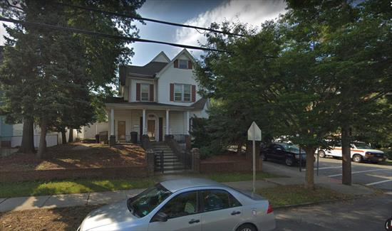 Calling all saavy house flippers, investors, and market dippers! This 2 family fixer upper opportunity sitting on an oversized corner lot has hit the market with flexible options in mind. Property boasts grand sized rooms including 4 Bedroom 3 1/2 baths with generous room for imagination. Consider this: huge 55.58X106.78 lot size, 3 levels including spacious finished basement, 2 + parking spots, potential rental income, and much more. Conveniently close to highways, public transportation, schools, parks, and shopping. Timing is everything when landing a great deal, so bring your sense of urgency when we see you at the house! Cash or 203K loan only!
