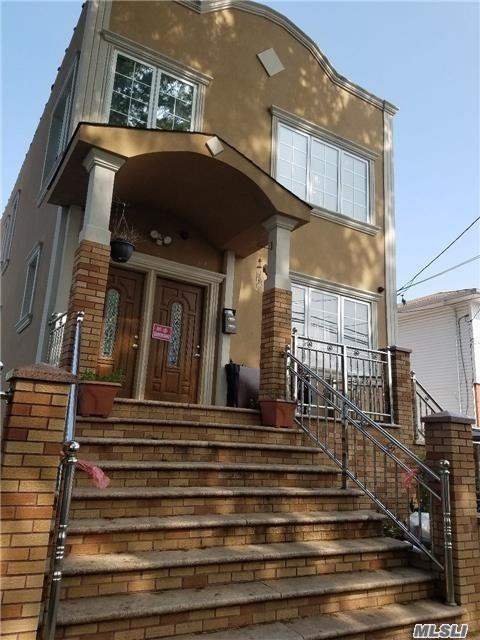 Lovely updated 2 bedroom rental on 1st floor of house w/heat/water/gas/electric included. Shared backyard and driveway. Access/use of 1 garage. Basement has bonus room to use for playroom/storage/office. Good credit required, Agent to provide credit application.
