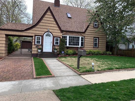 Beautiful Large Home For Sale . Fully Renovated .Dead End Street. Open Concept Throughout, new Roof, New Electrical High Hats, Hardwood Floors Through Out . Wood Working Fireplace . Perfect for Entertainment. Master Bedroom with His & Hers Walk In Closet . Full Finished Basement with Private Entrance.