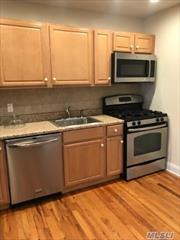 Renovated 3 Bedroom; 3 Bath. Prefer 2 Year Lease. This Apartment Is The Main Level Of 2 Family Home. Washer/Dryer. Gas, CAC. Backyard. Close To Restaurants, Shopping, Houses Of Worship and Highways. Must have good credit and letter from previous landlord.