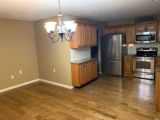 55 & Over Beautiful Community with Lots of Amenities! Includes: Pool, Gym, Club Beautiful 2 Bedroom, 2 Bath, New Kitchen, Granite Countertop, Stainless Steel Appliances, Large Closets and Plenty of Storage, Brand New Carpeting, Beautiful Wood Floors, Freshly Painted Home Beautifully Landscaped