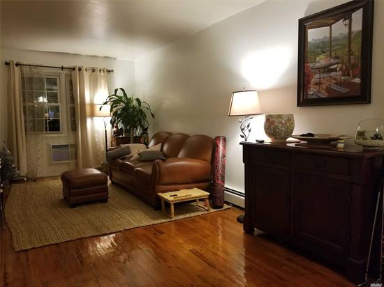 2 bedrooms apt. on first floor , parking additional $150 Close all major highway , convenience to all , Fairway school supermarket , school, 3 express bus lines go to Manhattan.