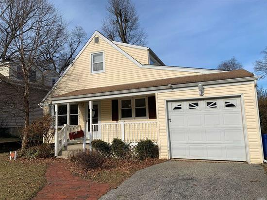 Split Style Home. This Home Features 4 Bedrooms, Full Bath, Formal Dining Room, Eat In Kitchen & 1 Car Garage. Centrally Located To All. Don't Miss This Opportunity!
