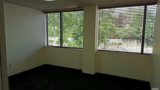 Private 2nd Fl Office In Elevator Building With Shared Waiting Area, No Fee