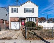 One of a Kind. Newly Renovated. Detach one Family with 3 Bedrooms and 2 Full Baths. Hardwood Floors. One Car Attached Garage, Private Driveway. Gazebo, Above Ground Pool. Outdoor Bar. Lot Size 50 x 100. House comes with Solar Panel, the buyer must assume the lease of $51.00 monthly.