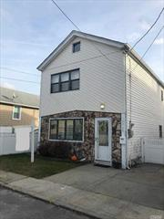 1 family on a quiet block. Completely renovated- flood insurance $480.