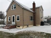 NEWLY RENOVATED HOUSE! With lots of space and potential. This home has windows in every room with natural light coming in. New flooring through out, big full bathroom, separate entrance to basement. Close to all shopping centers and transportation. Motivated Owner, must see!
