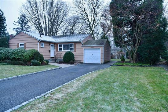 Great Bones, Freshly Painted, Gleaming Hardwood Floors Throughout, CAC, Very Well Maintained Home