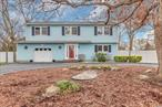 Beautifully Maintained & Totally Renovated in 1992. Custom Kitchen w/ Granite Lined Counters, Huge FDR off Kitchen, Large LR, Huge Master Bedroom w/ Sitting Area, 2 Full Baths, 1.5 Attached Garage, Circular Driveway All Nestled on Almost 1/2 Acre Property.