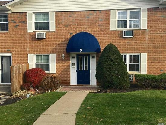 Gorgeous Updated 1st Floor Unit!! New Flooring & Carpet In Both Bedrooms, Custom Moldings, New Kitchen Complete With Granite Counters, New Bathroom. Loaded With Storage Space, Patio With New Fence For Your Outdoor Enjoyment. Pet Friendly Community Maintenance includes taxes, heat, gas for stove, water, cable/internet. Pool, Playground, Pool house. Don't miss this fantastic Unit!