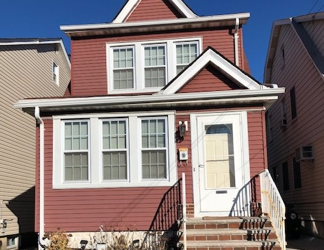 Charming Full House Rental. 3 Bedrooms, 2 Baths, Living Room and Formal Dining Room, Parquet Floors Throughout. Efficiency Kitchen, Basement and Attic. Driveway and Garage for Parking or Storage.