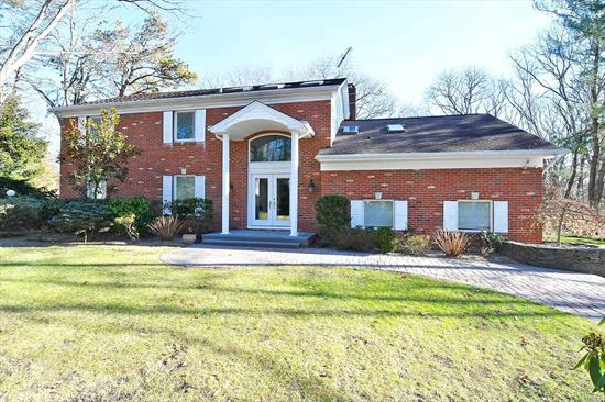 Welcome home! Stately Valbrook Colonial is beautifully updated & meticulously maintained. Soaring 2 story entry and rich wood floors guide you through this light & bright home. Vaulted ceilings & bountiful windows highlight the gracious open floor plan & large rooms for today's living. Luxurious bathrooms (1 w radiant heat), elegant built ins, linear gas fireplace. Full basement. Strathmore Pool & Tennis Community. Gas/Sewers.