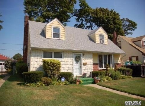 Home with great potential. 4BR, 2Baths Cape.