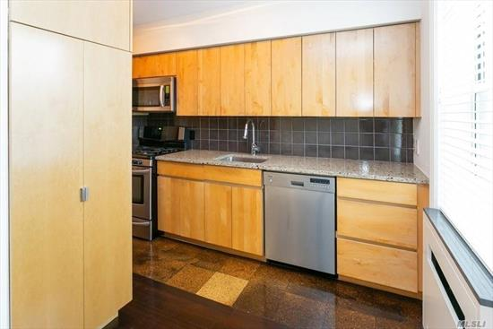 Lovely full 2 bedroom with nice kitchen and bath, great closet space.