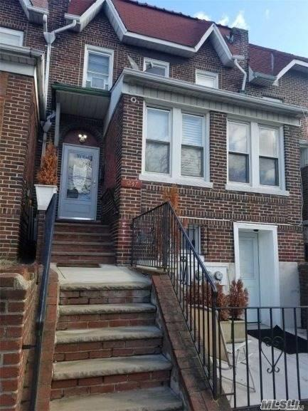 Great opportunity, 2 family brick, 1st & 2nd floor duplex plus walk-in. Completely renovated with new boiler. Lots of space plus rental income. Features front porch and private parking for 4 cars. Close distance to restaurants, buses #7 train.