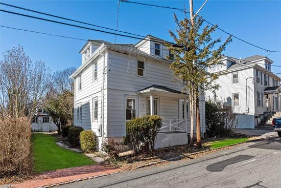 Come See This Cozy Colonial Located In Greenvale In The Coveted Roslyn School District! This Home Features A Formal Dining Room, A Full Basement, And A 2-Car Detached Garage, And It's Dripping With Warmth And Charm! Located Just Minutes From Parks, Golf Courses, And All Your Shopping And Dining Needs! Hurry In Before This One Is Gone!