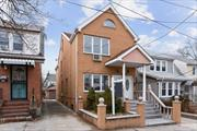 Here's Your Chance To Own A 2-Family Home In Flushing!! Come See This Well-Maintained Property Featuring 2 Units, A Full Basement, A Private Driveway, A Detached Garage, And Great Convenience To The LIE, Transportation, Shopping, Dining, And More! This One Will Be Gone Before You Know It, So Hurry In!