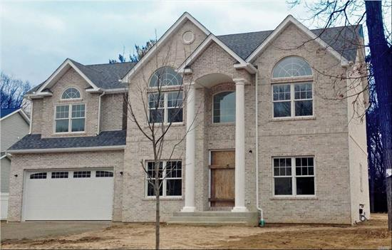 Welcome Home! A Magnificent Second Story Foyer Is One Of The Wonderful Features Of This Pristine Home To Be Built. Gracious Details Throughout, Offering Hardwood Floors, Granite Kitchen Counter-Tops, Cabinets W/Dove Tail Draws & Soft Touch Close, Molding Package Included. Front Brick Facade-Make Your Wish List... Customize Your Dream Home...Craftsmanship & Luxury At It's Finest! Customary Builders Fees To Be Paid By Buyer. Pricing Subject To Change.