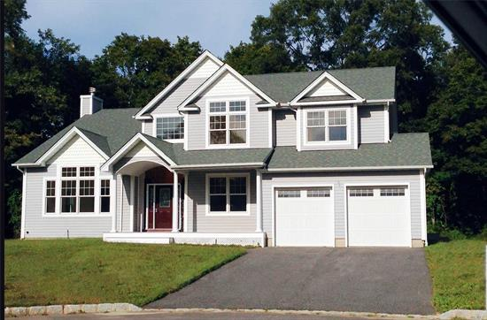 Inviting Front Porch Welcomes You Into This Magnificent Home With Gracious Architectural Details.Offering Gleaming Hardwood Floors, Granite Kitchen Counter-Tops, Cabinets W/Dove Tail Draws & Soft Touch Close. Craftsmanship & Luxury At It's Finest! Various Models & Pricing Available! Customary Builders Fees To Be Paid By Buyer House # 4 Lot # 2 To Be Built