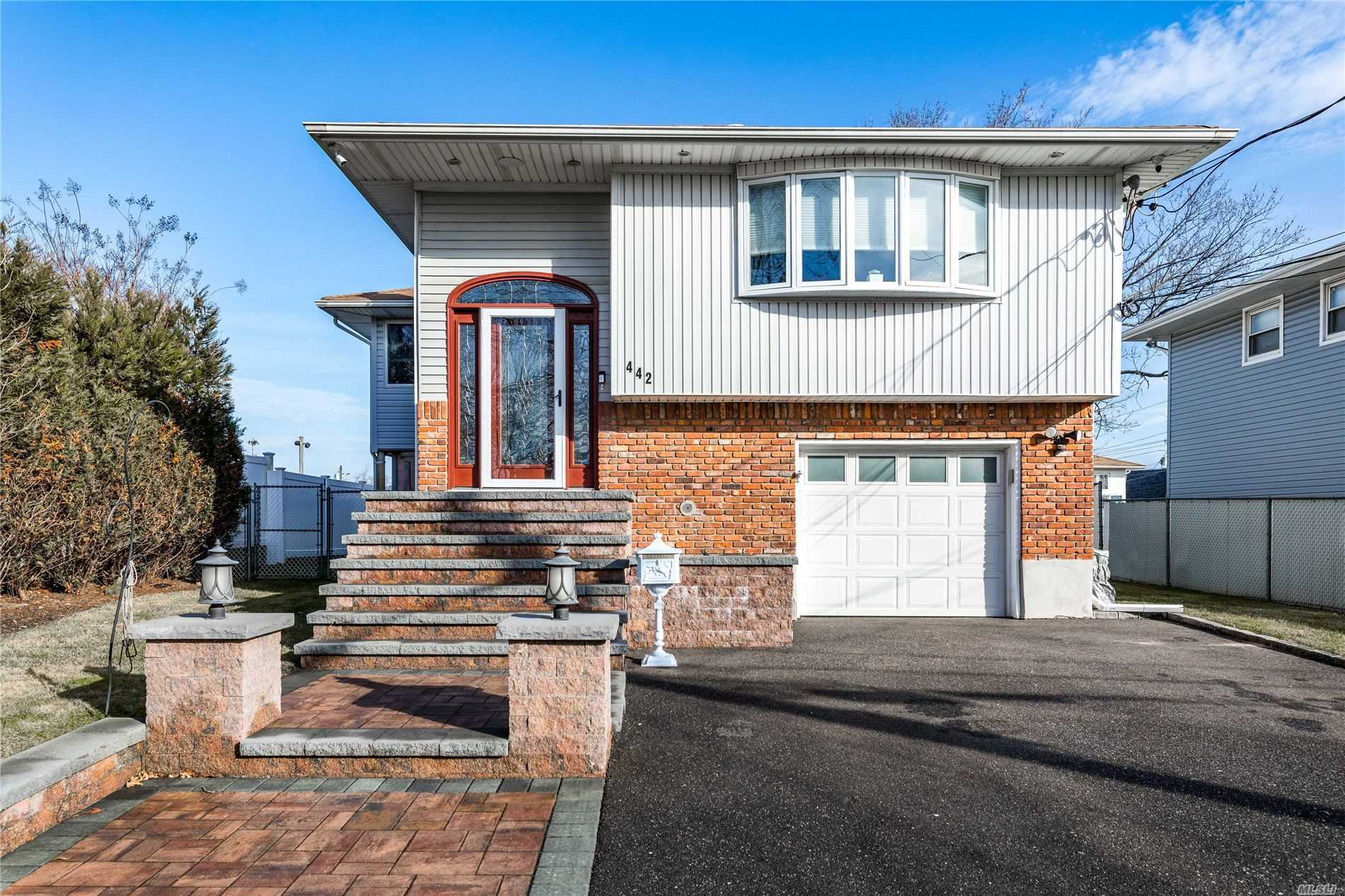 Updated And Expanded Inline Hi-Ranch Set On The End Of Dead-end Street In Ocean Harbor. House Features 4 Bedrooms And 2 Full Baths, Updated Kitchen And Baths, New Gas Heat, Hot Water Heater And CAC. House Is Move In Ready, Nothing To Do! House Will Not Last!!