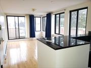 Great opportunity to rent a two bed with two Bath Penthouse Apt on only 3 years old condo building located at prestigious Jamaica Estates ! Very close to F train Subway ! 40 minutes to Manhattan ! Also close to St. Johns's University , Shopping , House of worship . Etc.