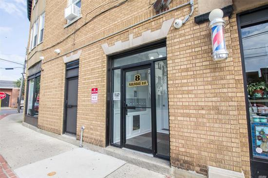 Fully Renovated 1 Bedroom Apartment In Babylon Village. Conveniently Located In The Heart Of The Village & Seconds From The LIRR.the Unit Features An Eat In Kitchen W/SS Appliances And Gas Cooking, Video Buzzer System, 1 Parking Space & A Security System Throughout All Areas, Owner will supply 1 window AC unit for summer months -Tenant responsible for gas/electric/cable