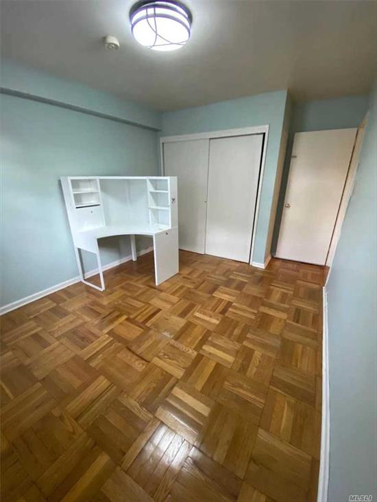 This Apartment Is Very Spacious around1100 Sq. Ft. Consists Of Large Living Room, Eat In Kitchen, 3 Large Bedrooms and 2 bathroom. All Hardwood Floors.