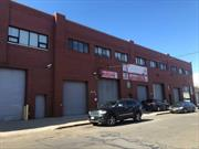 5400sq.ft warehouse 22ft.high ceiling.Two bathrooms on ground floor and one on second level.