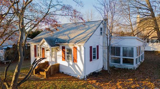 GREAT NEIGHBORHOOD, HALF HOLLOW HILLS SCHOOL DISTRICT, OVER SIZE PROPERTY, GREAT OPPORTUNITY TO MAKE THIS HOUSE YOUR OWN, HOUSE NEEDS TLC, VERY LOW TAXES.