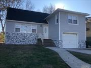 Fully Renovated Single Family Home. Large 4 Bedrooms 3 Full Bath, Huge Living Room Formal Dining Room,  Eat In Kitchen , All New Stainless Steel Appliances, New Hardwood Floors, New Kitchen & Bath.Pvt W/ Way 1 Car Garage.