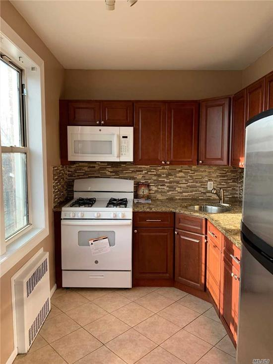 Beautiful Updated Apartment for Rent in Brooklyn. Features Living Room/Dining Room Combo, Eat-in-Kitchen, 3 Spacious Bedrooms with Closet Space, and 1 Full Bathroom. Hardwood Flooring Throughout, Heat and Water is Included. Convenient to Transportation and Shops! Nearby Trains: 2,3,4 Nearby Buses: B6, B15, B20, B83, B84, BM5