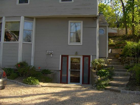 Spacious 1 Bedroom, 3 Levels Of Living Space. Across The Street From Coindre Hall, Down The Road From Gold Star Battalion Beach. No Pets, Please Don't Ask! Minutes To Huntington Village