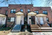 2 Family brick! Very well maintained in Queens Village. Excellent for professional office, 3 parking spaces in the rear. Diamond Condition! Must See!