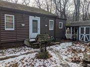MOTIVATED SELLER MAKE AN OFFER!! GREAT HORSE PROPERTY THAT BACKS UP TO COUNTY PARK LAND. SITUATED ON A CUL-DE-SAC WITH 1.3 ACRES. HOUSE IS SITUATED ON .5 ACRES AND LOT IS SITUATED ON .8 ACRES. TAXES COMBINED ARE $3, 101.50 WITH BASIC STAR. WON'T LAST!!!