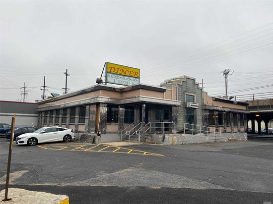Restaurant for Sale. Approved for 160 seats with full basement. 4, 200sf of retail space on a 7, 500sf lot.