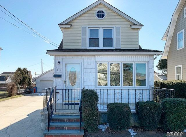 Charming Older Colonial, Front Porch, Near Rail Road, School, Pool, Park, and Shopping Center.
