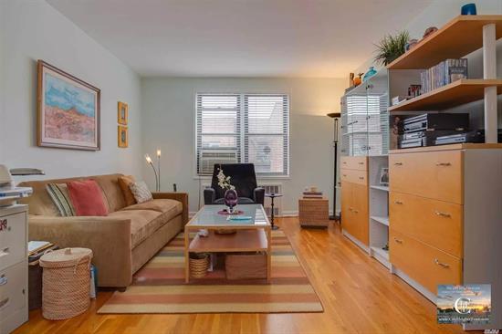 One Bedroom, Renovated, Top Floor, Corner Unit.