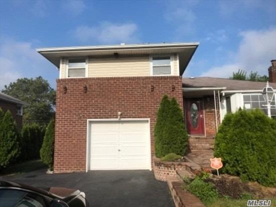Great opportunity to create your dream home, large Farmingdale home offering large living room, formal dining room, 3 bedrooms with family room and finished basement. Centrally located near transportation, shopping, and more.