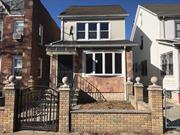 Lovely detached Single Family Home with a Formal Living and Dining Room, 1/2 Bath and Eik Kitchen on the 1st Floor, 2nd Floor has 3 Bedrooms and 1 Full Bath and a Full Finished Attic using as an additional bedroom. Also there is a Full Basement and 1 Car Garage.