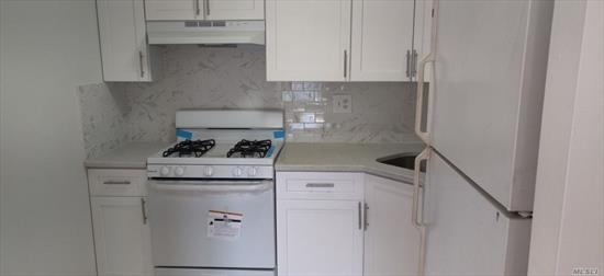 New Kitchen, New Bath room, 2 Block from Northern Blvd, LIRR from 1 Block, near Great location !!